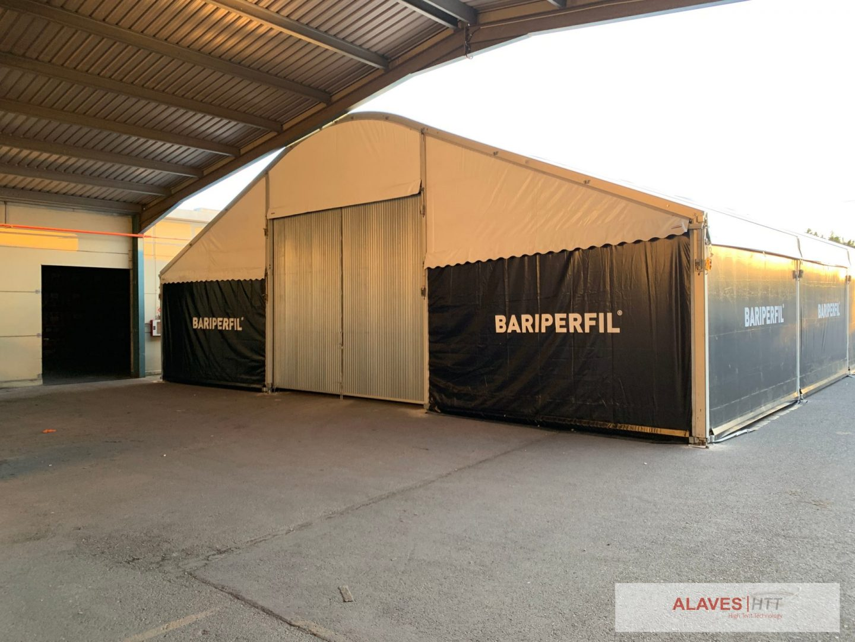 puertas carpas industriales-ALAVES HTT