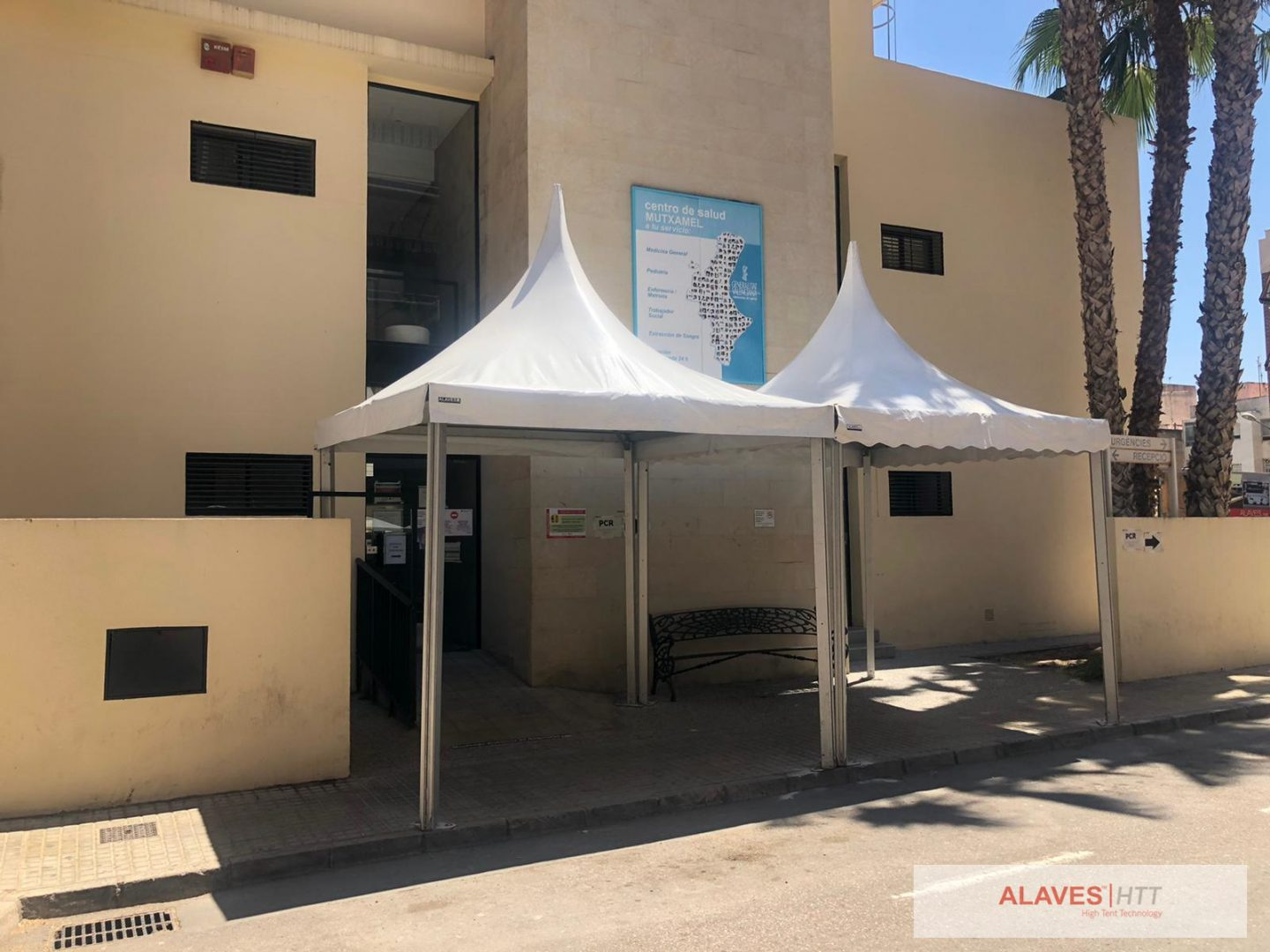 CARPAS PARA EMERGENCIAS-ALAVES HTT