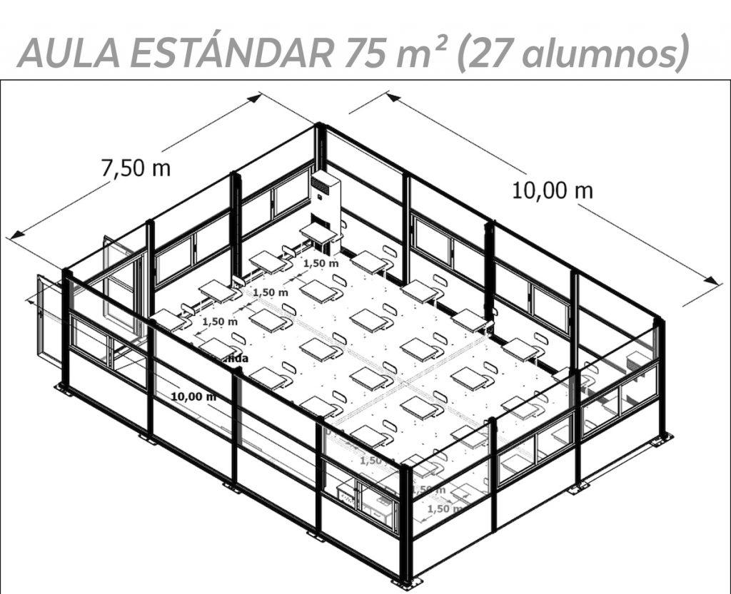 aula standard