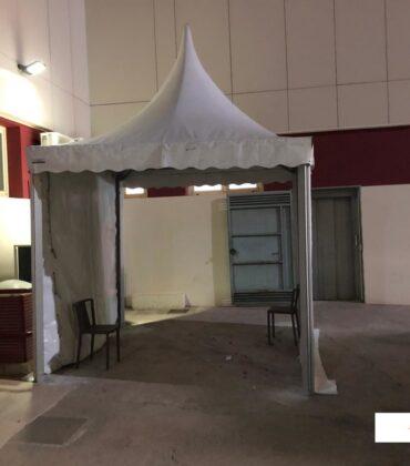 Jaima-Pagoda 5x5-ALAVES HTT1